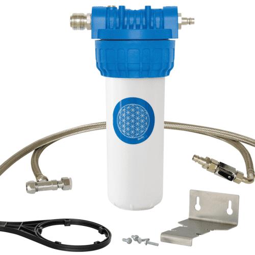 Einbau Wasserfilter