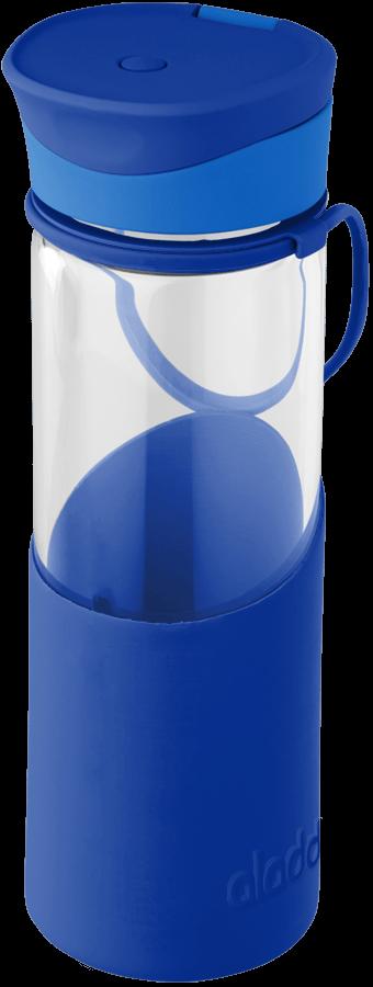 MIGO Trinkflasche 0,5 l aus Borosilikat-Glas 2
