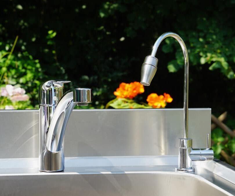 Option B: HeimQuell mit extra Wasserhahn
