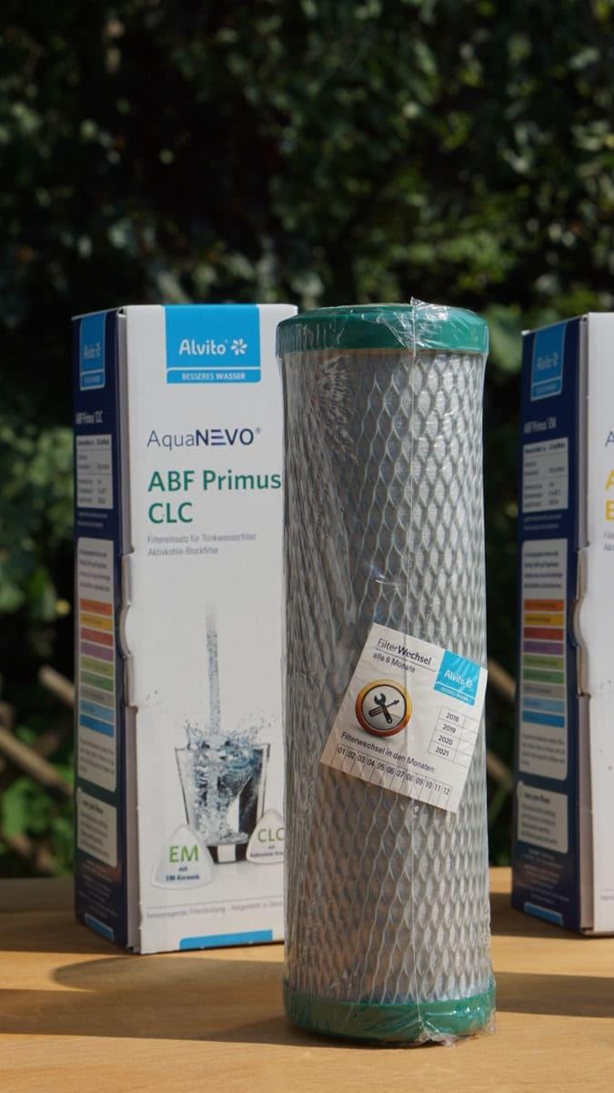 Filterkartusche ABF Primus CLC 2