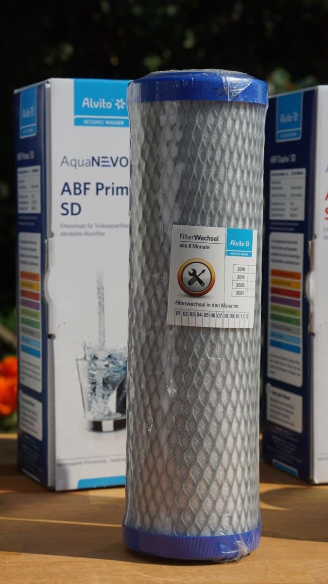 Filterkartusche ABF Primus SD 2