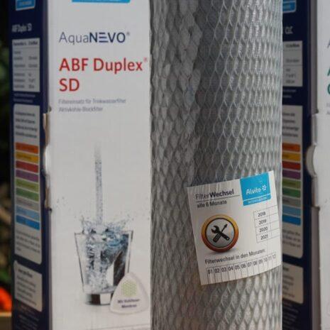 Alvito ABF Filterkartusche Duplex SD