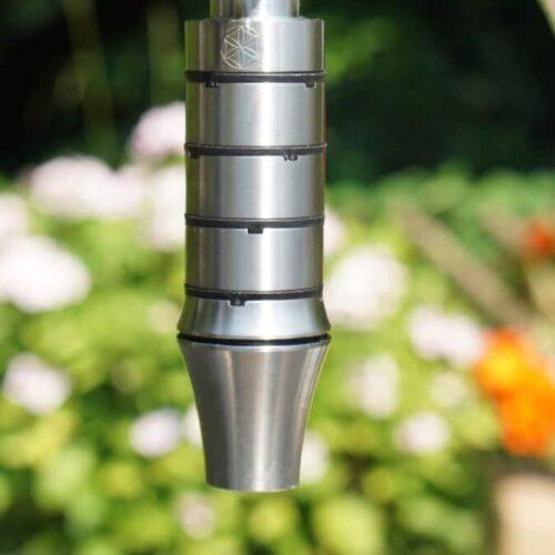 Heimquell: Kristallklares Trinkwasser mit Quellwasser Charakteristik 10