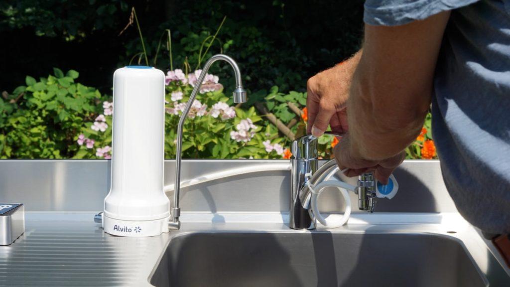 Wasser filtern 1