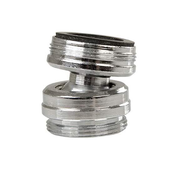 Kugelgelenk für Wasserhahn M24AG auf M22AG, Art. 781 1