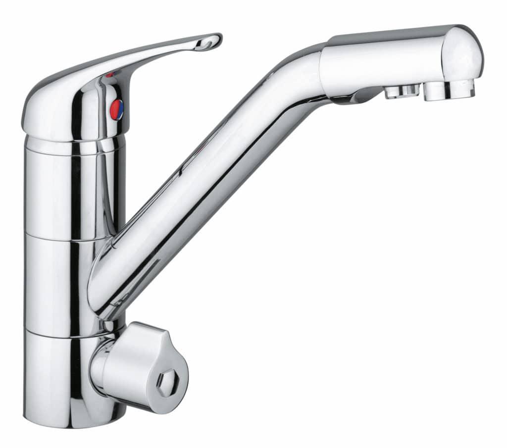 3 Wege Armatur oder separater Trinkwasserhahn 1
