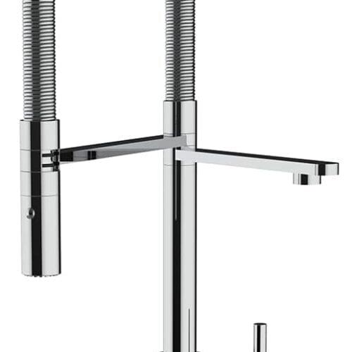 Wasserhähne: 3-Wege-Armaturen und extra Wasserhahn 4