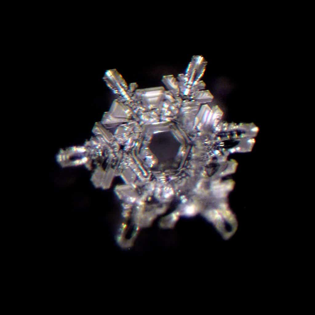 Becher Mythos Wasserkristallbild