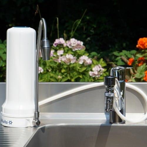Heimquell: Kristallklares Trinkwasser mit Quellwasser Charakteristik 3