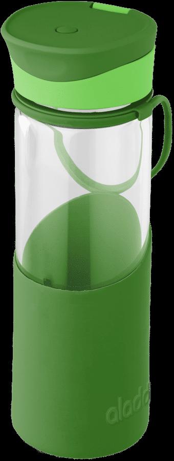 MIGO Trinkflasche 0,5 l aus Borosilikat-Glas 5