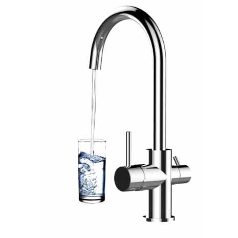 Furore 3-Wege Wasserhahn