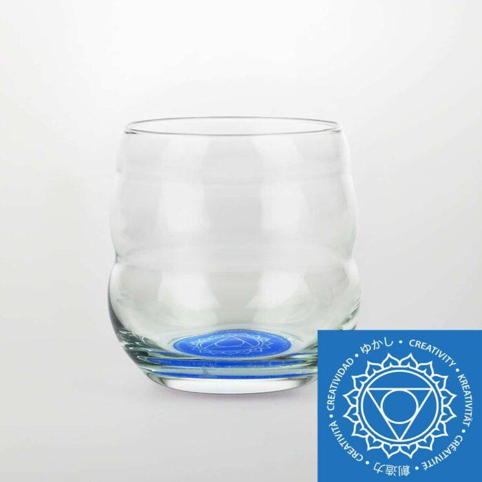 Trinkbecher Mythos - Chakra-Affirmationen 5