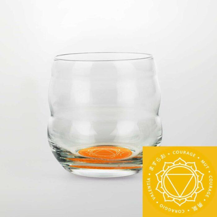 Trinkbecher Mythos - Chakra-Affirmationen 8