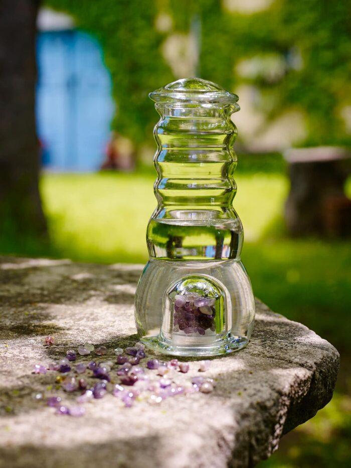 Heimquell Wasser Informierung über Edelsteine und Heilige Geometrie