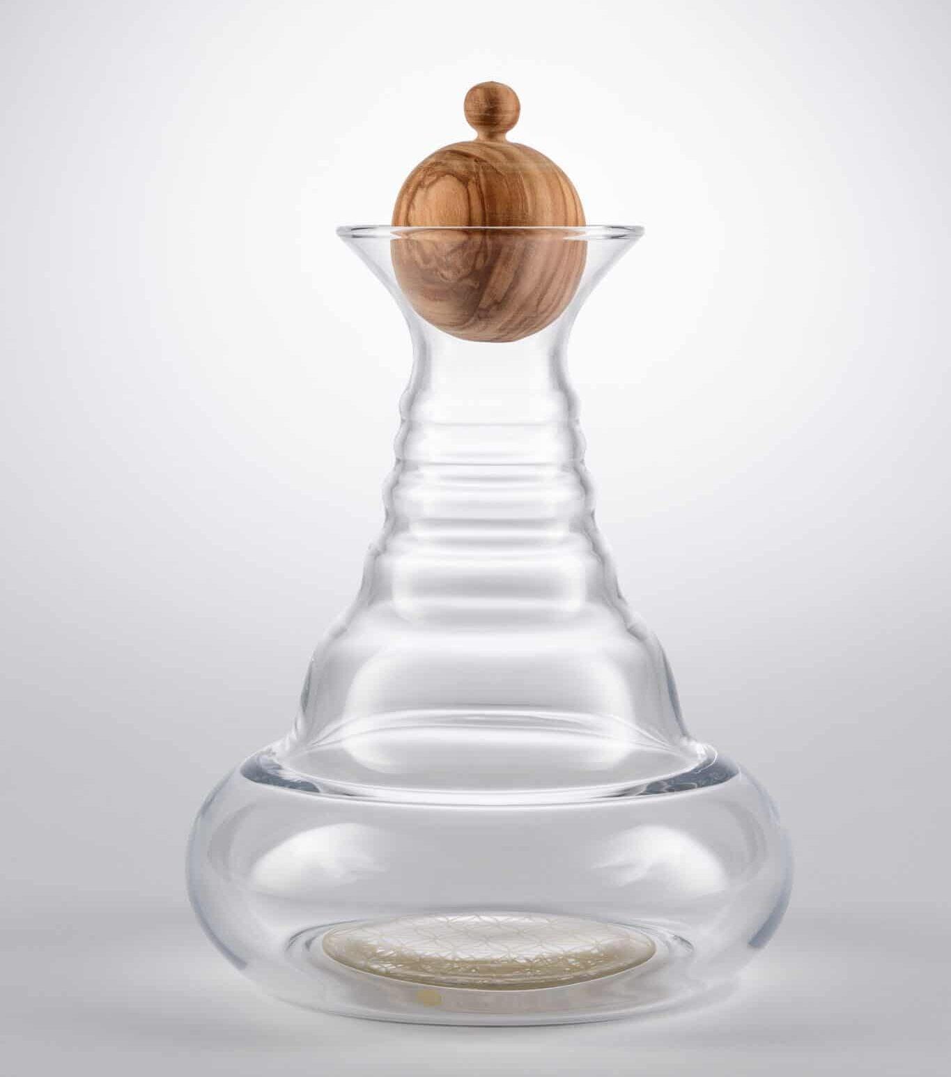 Wasserwirbler glas