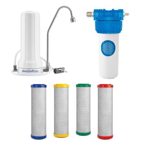 HeimQuell Trinkwasser Filter System