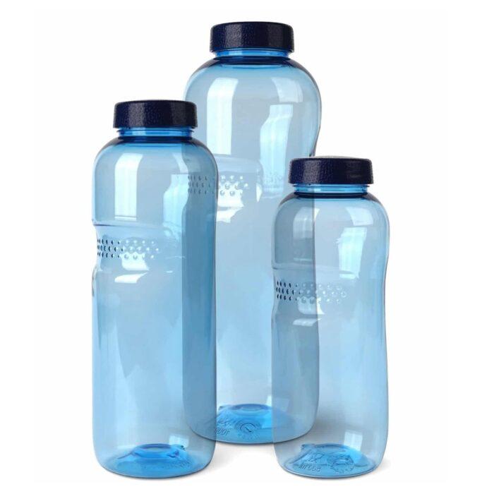 Trinkflasche Tritan mit Lebensblume 1