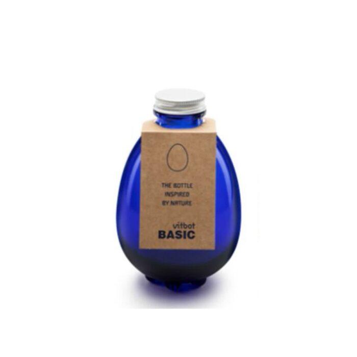 Trinkflasche Egg of Life Basic mit Alu-Deckel 1