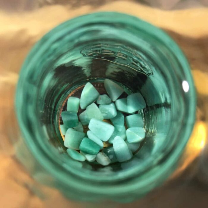 Wassersteine - Auswahl Einzelsteine 10