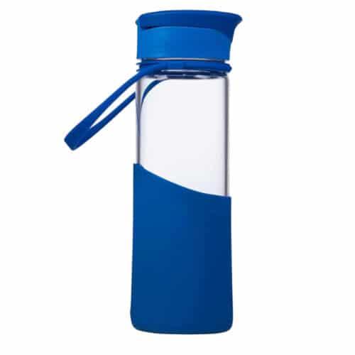 Trinkflasche Alvito Migo Blau von HeimQuell